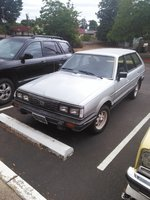 Picture of 1984 Subaru GL 4WD Wagon, exterior