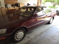 Picture of 1991 Lexus LS 400 Base, exterior