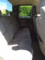 Picture of 2003 GMC Sierra 1500 SLE 4WD Extended Cab SB, interior
