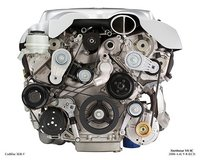 Picture of 2007 Cadillac XLR-V Base, engine, gallery_worthy