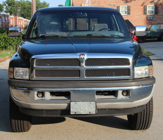 1997 Gmc 3500 Club Coupe Interior: 1995 Dodge Ram 1500