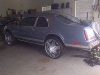 Picture of 1989 Lincoln Mark VII Bill Blass, exterior