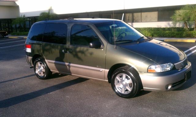 Picture of 2002 Mercury Villager 4 Dr Estate Passenger Van