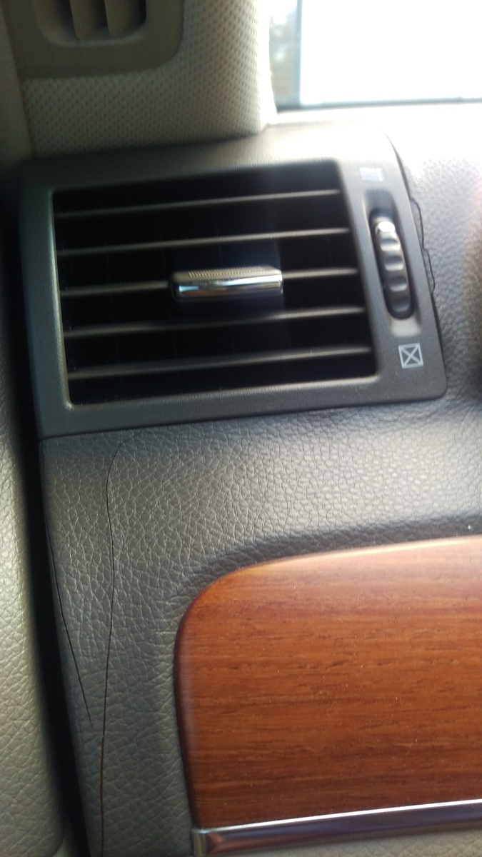 INFINITI M Questions Anyone Having Problems With Dashboard - 2004 acura tl cracked dashboard