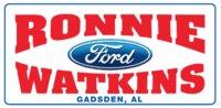 Ronnie Watkins Ford logo