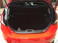 Picture of 2014 Ford Fiesta Titanium Hatchback, interior