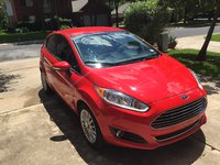 Picture of 2014 Ford Fiesta Titanium Hatchback, exterior