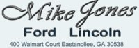 Mike Jones Ford Lincoln logo