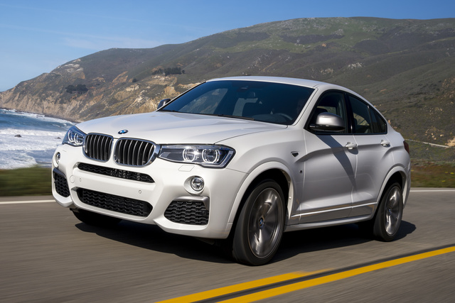 Car Gurus Bmw >> 2017 BMW X4 - Pictures - CarGurus