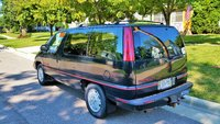 1992 Chevrolet Lumina Minivan Overview