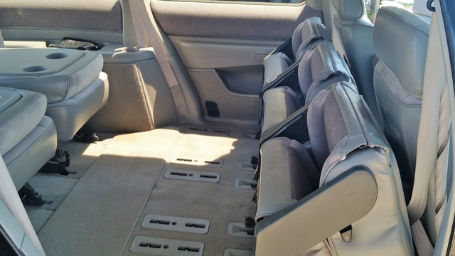 Picture Of  Chevrolet Lumina Minivan Cl Passenger Fwd Interior Gallery_worthy