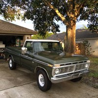 1975 Ford F-250 Picture Gallery