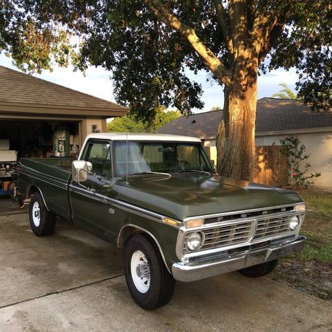Picture of 1975 Ford F-250