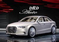 DRD Auto Market logo