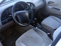 Picture of 2000 Daewoo Nubira 4 Dr CDX Sedan, interior