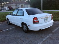 Picture of 2000 Daewoo Nubira 4 Dr CDX Sedan, exterior