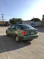 Picture of 2004 Hyundai Accent GL Hatchback, exterior