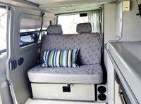 Picture of 1997 Volkswagen EuroVan 3 Dr Campmobile Passenger Van, interior