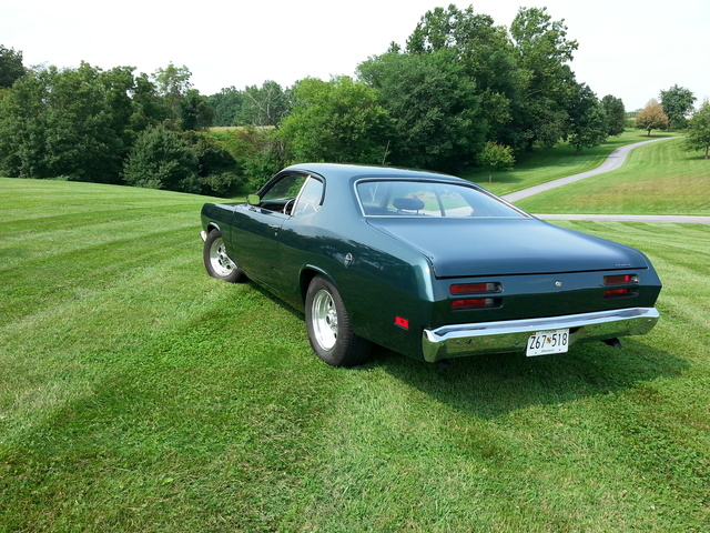 1970 plymouth duster overview cargurus