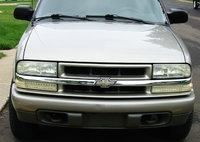 Picture of 2004 Chevrolet Blazer 4 Door LS 4WD, exterior