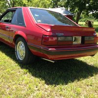 Picture of 1987 Ford Mustang LX, exterior
