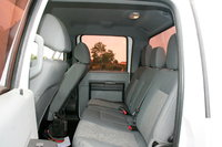Picture of 2012 Ford F-350 Super Duty XL Crew Cab LB 4WD, interior