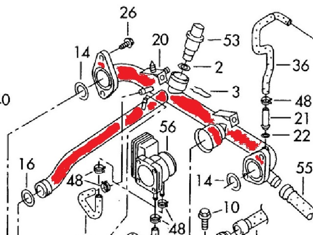 audi a4 questions help finding a4 3 0 coolant pipe cargurus Car Cooling Diagram help finding a4 3 0 coolant pipe