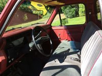 Picture of 1982 Ford F-250 STD Extended Cab 4WD LB, interior