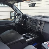 Picture of 2012 Ford F-250 Super Duty XLT Crew Cab 4WD, interior
