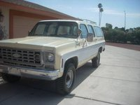 1976 Chevrolet Suburban Overview