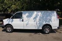 Picture of 2009 Chevrolet Express Cargo G2500, exterior