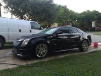 Picture of 2011 Cadillac CTS-V Base, exterior
