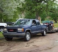 1995 GMC Sierra C/K 1500 Picture Gallery