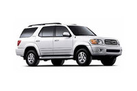 2005 Toyota Sequoia Overview