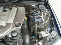 Picture of 2004 Mercedes-Benz S-Class S55 AMG, engine
