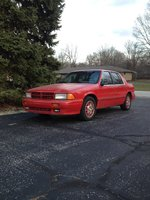 Picture of 1991 Dodge Spirit 4 Dr R/T Turbo Sedan, exterior
