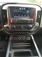 Picture of 2015 Chevrolet Silverado 3500HD LTZ Crew Cab LB 4WD, interior