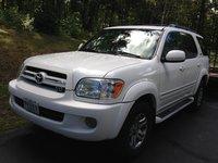 Picture of 2005 Toyota Sequoia SR5 4WD, exterior