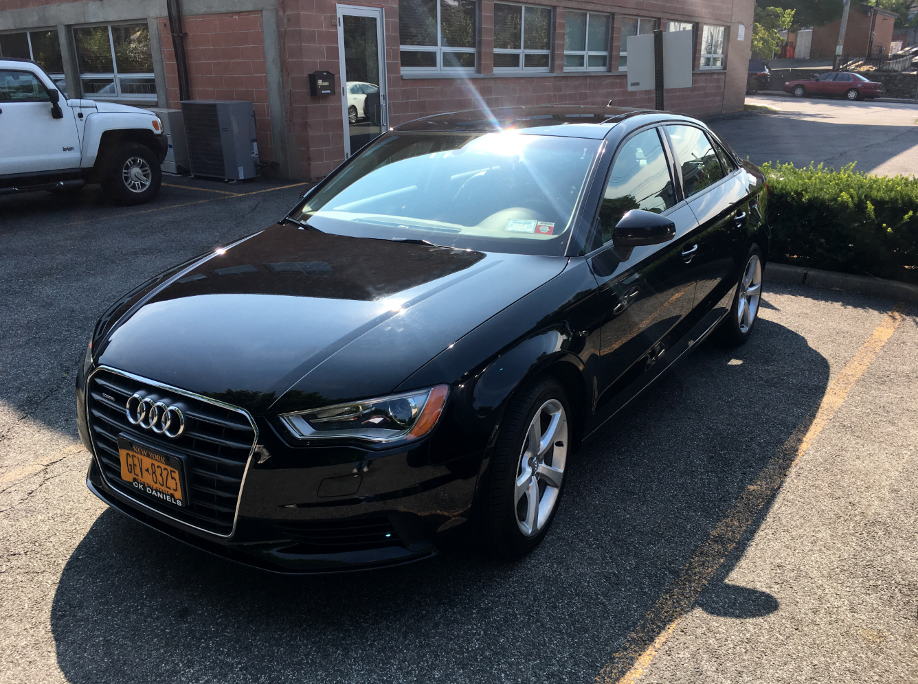 Audi A3 Questions - I\'m having trouble posting my car for sale. I ...