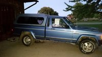 Picture of 1992 Jeep Comanche 2 Dr Pioneer Standard Cab SB, exterior, gallery_worthy