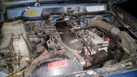 Picture of 1992 Jeep Comanche 2 Dr Pioneer Standard Cab SB, engine
