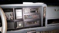 Picture of 1992 Jeep Comanche 2 Dr Pioneer Standard Cab SB, interior