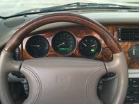 Picture of 1998 Jaguar XK-Series XK8 Convertible, interior