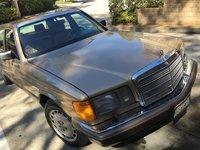 1987 Mercedes-Benz 420-Class Overview