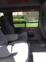 Picture of 2002 Ford E-Series Cargo E-150, interior