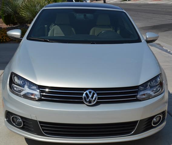 Eos Volkswagen Used: 2012 Volkswagen Eos