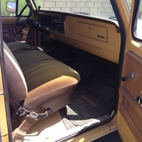 Picture of 1974 Ford F-100, interior