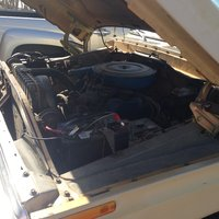 Picture of 1974 Ford F-100, engine