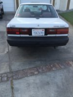 Picture of 1989 Toyota Camry LE, exterior