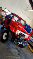 1963 Toyota Land Cruiser Overview